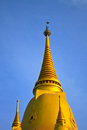 Free Thai Pagoda Is Beautiful Royalty Free Stock Image - 31018646