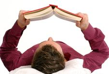 Free The Reader. Royalty Free Stock Photo - 31010175