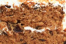 Free Prune Cake Texture Stock Photos - 31012613