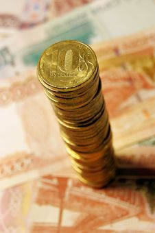Free Russian Money Stock Photos - 31013363