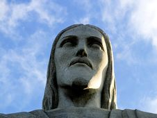 Free CHRIST STATUE Stock Images - 31016274