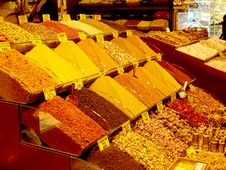 Free Spices Stock Image - 31016501