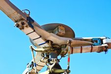 Free A Rotor Head Royalty Free Stock Photography - 31018437