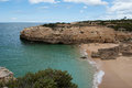 Free Albandeira Beach  Carvoeiro - Algarve Royalty Free Stock Photography - 31024177