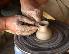 Free Teaching Pottery Stock Images - 31023814