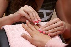 Free Toe Nails Royalty Free Stock Photos - 31024118