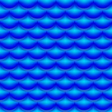 Free Fish Scale Pattern Royalty Free Stock Images - 31025659