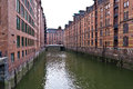 Free Speicherstadt Royalty Free Stock Image - 31030056
