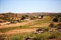 Free Dry Desert Landscape Royalty Free Stock Photo - 31030655