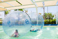 Free Pool Floating Ball For Children Stock Photo - 31031200