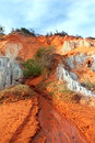 Free Ham Tien Canyon. Mui Ne. Vietnam Royalty Free Stock Photo - 31036725