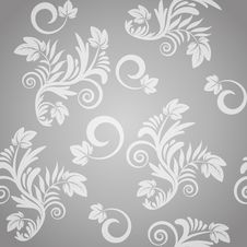 Free Floral Pattern Royalty Free Stock Image - 31035686