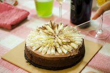 Free Cut Cake. Royalty Free Stock Photo - 31038405