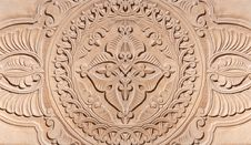 Free Background Carved Wall Stock Images - 31043844