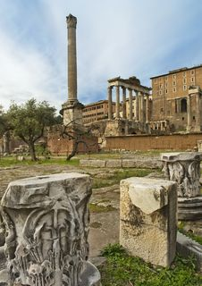 Free Eternal City - Ancient Rome Stock Photography - 31056712