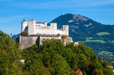 Free View Of Salzburg. Austria. Stock Images - 31058764