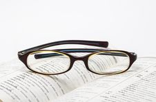Free Glasses Royalty Free Stock Image - 31058836