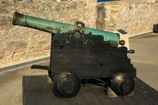 Free 16th Century Cannon Royalty Free Stock Photos - 31069898
