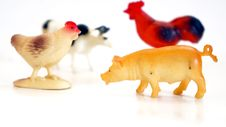 Free Animal Farm Toys Stock Photos - 31074113