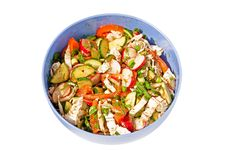 Free Salad Royalty Free Stock Image - 31075606