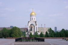 Free Victory Park In Moscow Stock Photo - 31078040