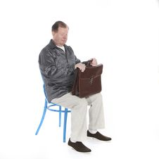 Free A Very Active Grandfather, Retired Royalty Free Stock Photos - 31081728