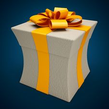 Free Present Box Royalty Free Stock Image - 31083766