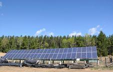 Free Solar Energy Stock Photography - 31090332