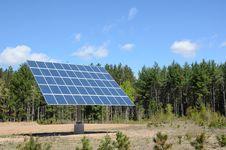 Free Solar Energy Stock Image - 31090341