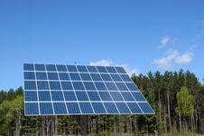 Free Solar Energy Royalty Free Stock Image - 31090346