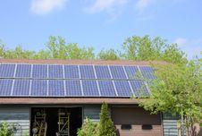 Free Solar Energy Stock Images - 31090474