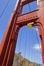 Free Golden Gate Bridge Supension Royalty Free Stock Photos - 3117498