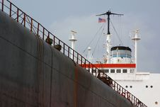 Free Steamship Closeup Royalty Free Stock Photography - 3110077