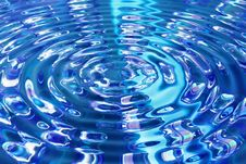 Free Ripples In Pool Royalty Free Stock Photography - 3110367