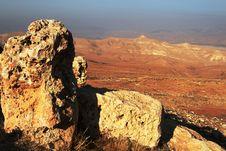 Free Jordanian Valley Royalty Free Stock Photo - 3110445