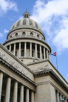 Capitolio Havana Stock Images