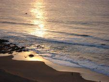 Free Beach Sunrise Stock Images - 3115804