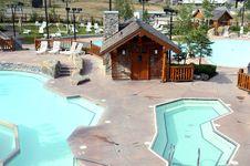 Free Heated Pools Stock Photos - 3117403