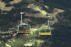 Free Chairlift Stock Images - 3117454