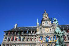 Free Antwerp Stock Image - 3117961