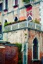 Free Venetian House Royalty Free Stock Photography - 31104797