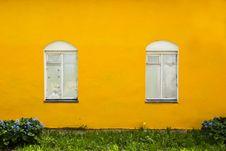 Free Iron Windows Stock Photography - 31101172