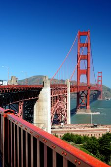 Free Golden Gate Bridge Royalty Free Stock Photography - 31105207