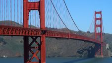 Free Golden Gate Bridge Royalty Free Stock Photography - 31105217