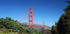 Free Golden Gate Bridge Royalty Free Stock Photo - 31105255
