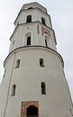 Free Belfry In Cathedral Square. Vilnius, Lithuania Stock Images - 31110324