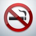 Free No Smoking Royalty Free Stock Photography - 31116867