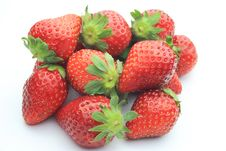 Free Strawberry Stock Photography - 31111612