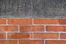 Free Old Brick Wall Pattern Closeup Stock Image - 31111921
