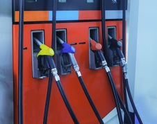 Free Filling Station Royalty Free Stock Photos - 31115068